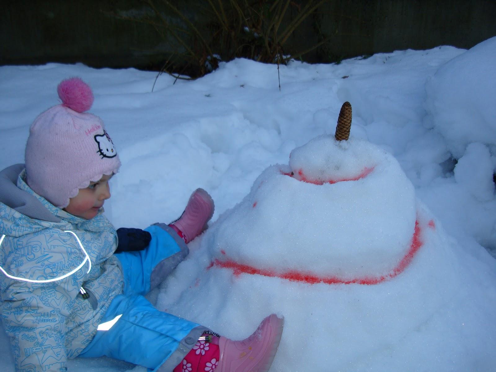 Spielen Im Schnee Das Kinderzimmer Das Kinderzimmer