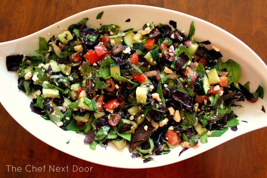 Chopped greek salad recipes - chopped greek salad recipe