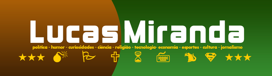 BLOG LUCAS MIRANDA