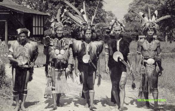 Misteri Mustika Ular Suku Dayak