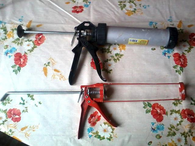 Пистолеты для герметика фото