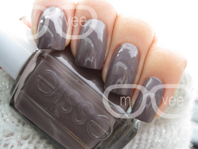 Essie Fall 2010 swatch