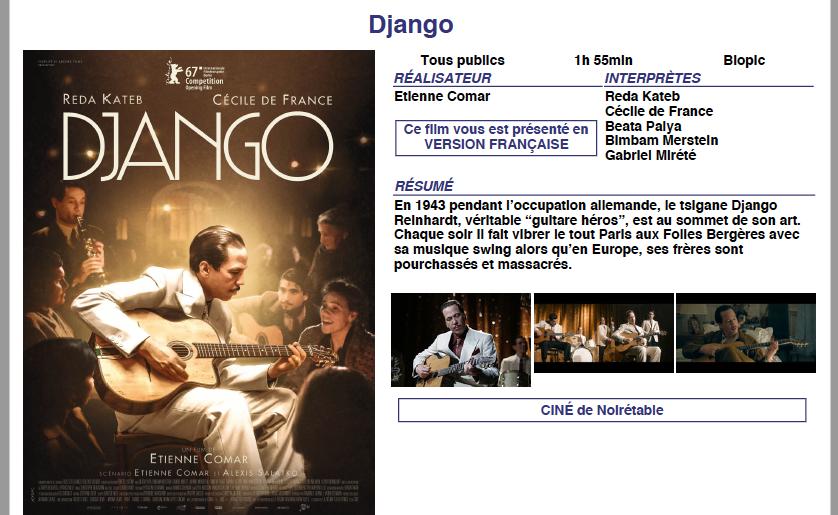 DJANGO 0