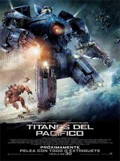 Titanes del Pacifico (Pacific Rim) (2013) Ts-Scr Latino Ciencia Ficcion