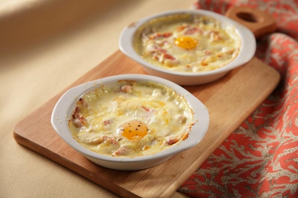 Huevos al Horno...
