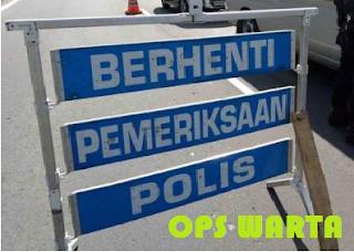 Ops Warta Operasi Waran Tangkap 2015