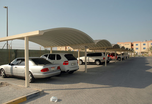 Car Parking Shade In UAE | Car Park Shade In UAE