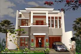 contoh desain rumah minimalis 2 lantai | rumah minimalis
