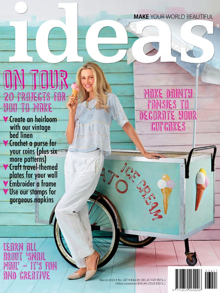 Contributor Ideas Magazine March 2015
