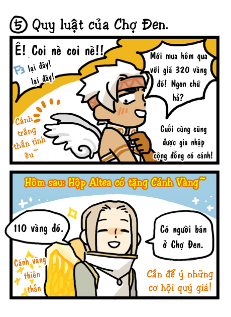 Dragon Nest Random Scribbles chap 11 - Trang 13