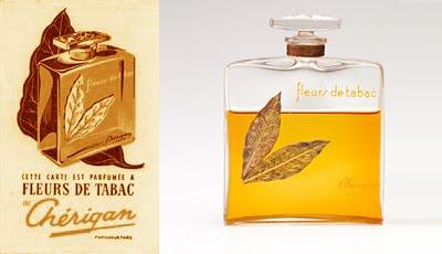 sorcery of scent vintage tobacco ch rigan fleurs de tabac. Black Bedroom Furniture Sets. Home Design Ideas