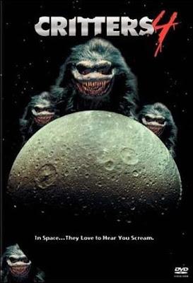 Critters 4 (1992) DVDRip Latino