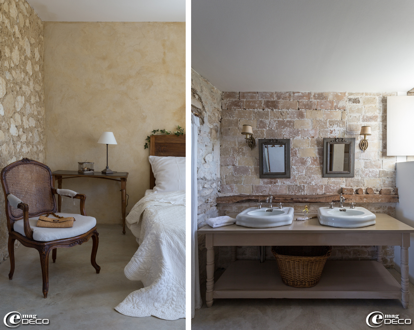 La garance en provence e magdeco magazine de d coration for Decoration interieur maison provencale