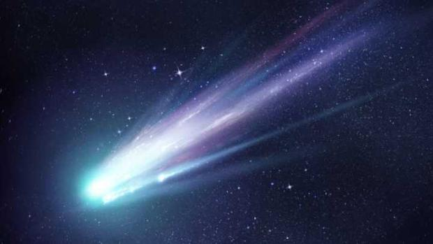 La amenaza de los cometas gigantes