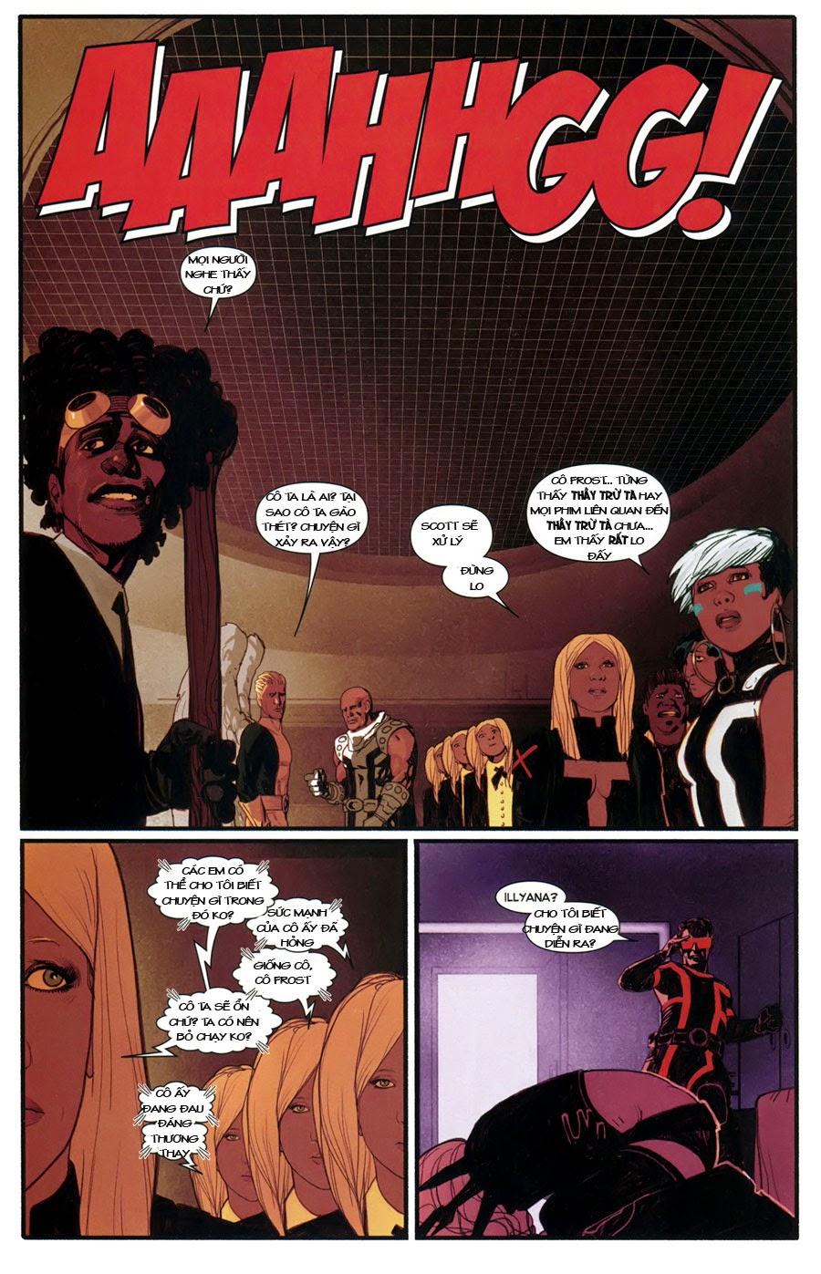 Uncanny X-Men chap 5 - Trang 15