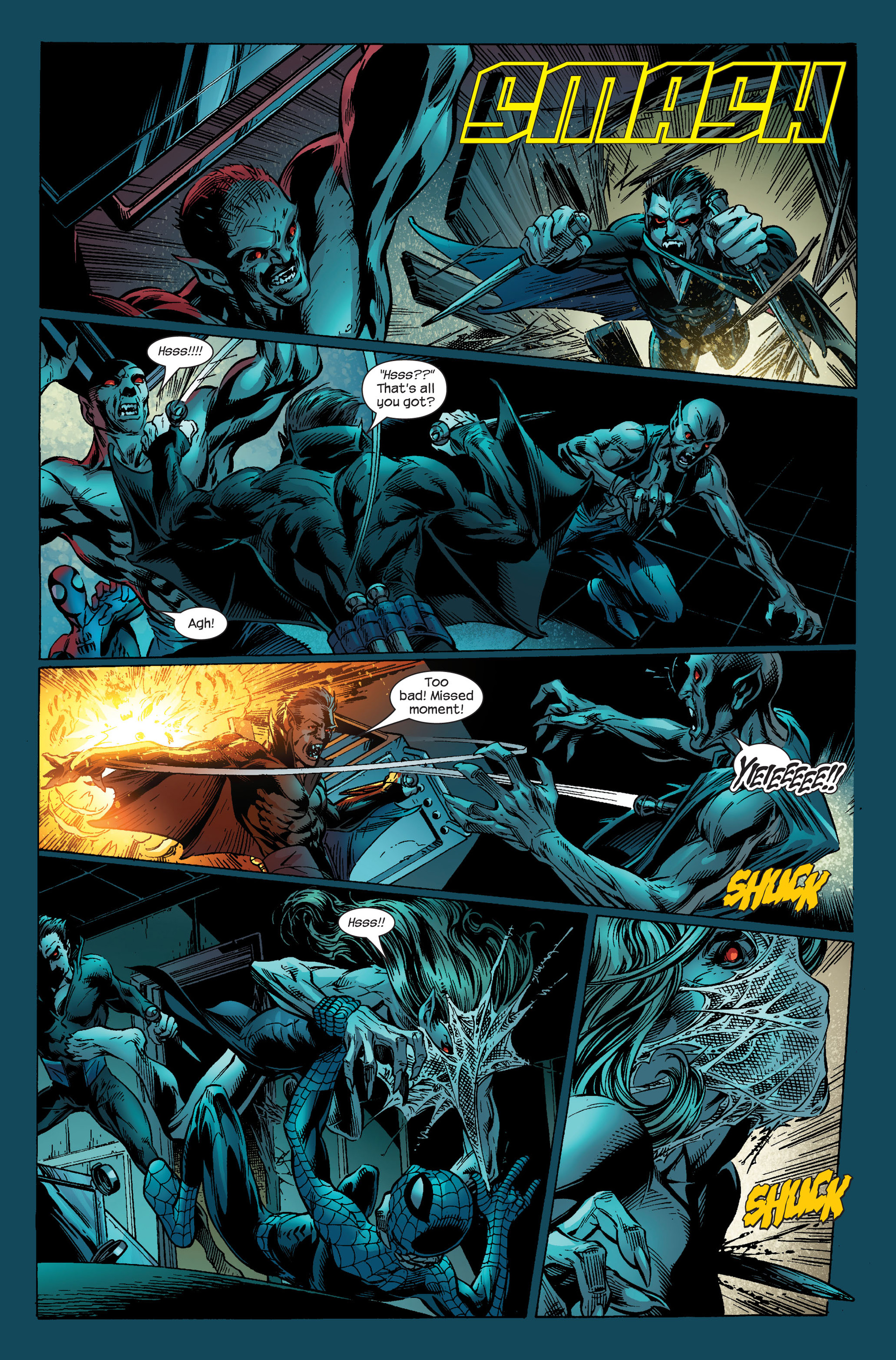 Ultimate Spider-Man (2000) Issue #96 #100 - English 17