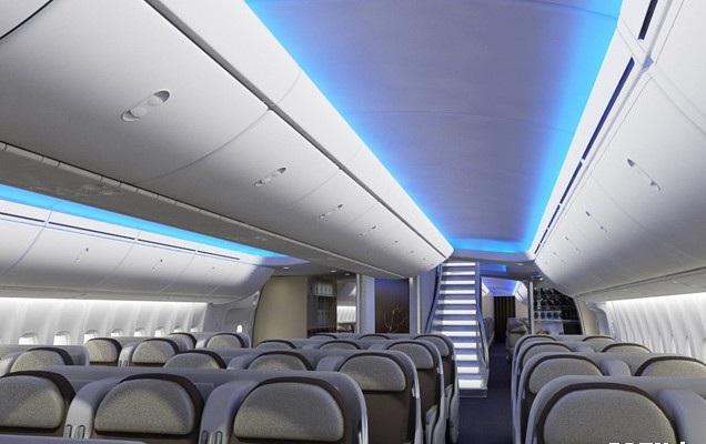 Boeing 747-8 Airplane