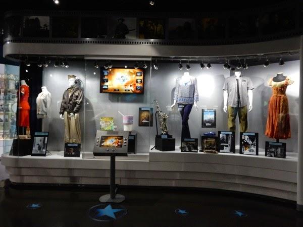 Universal Studios costume and prop archive exhibit