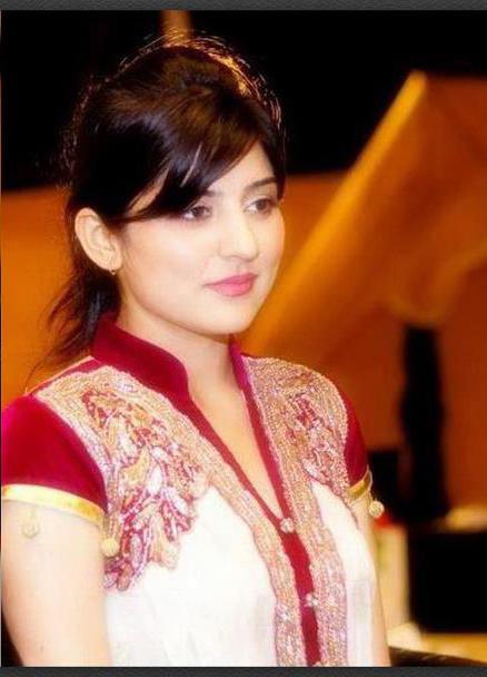 Elegance of Life: Sanam Baloch