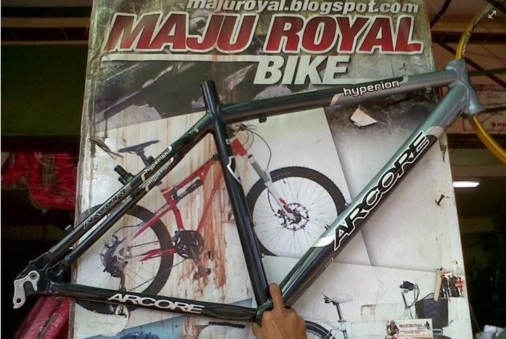 Toko Sepeda Online Majuroyal Jual Frame Mtb Sepeda Gunung