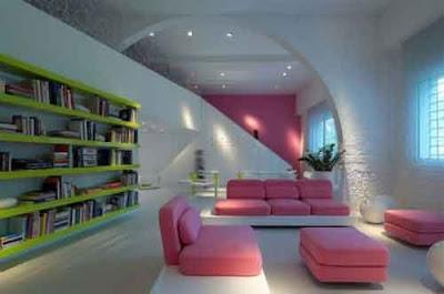 interior casa lujo