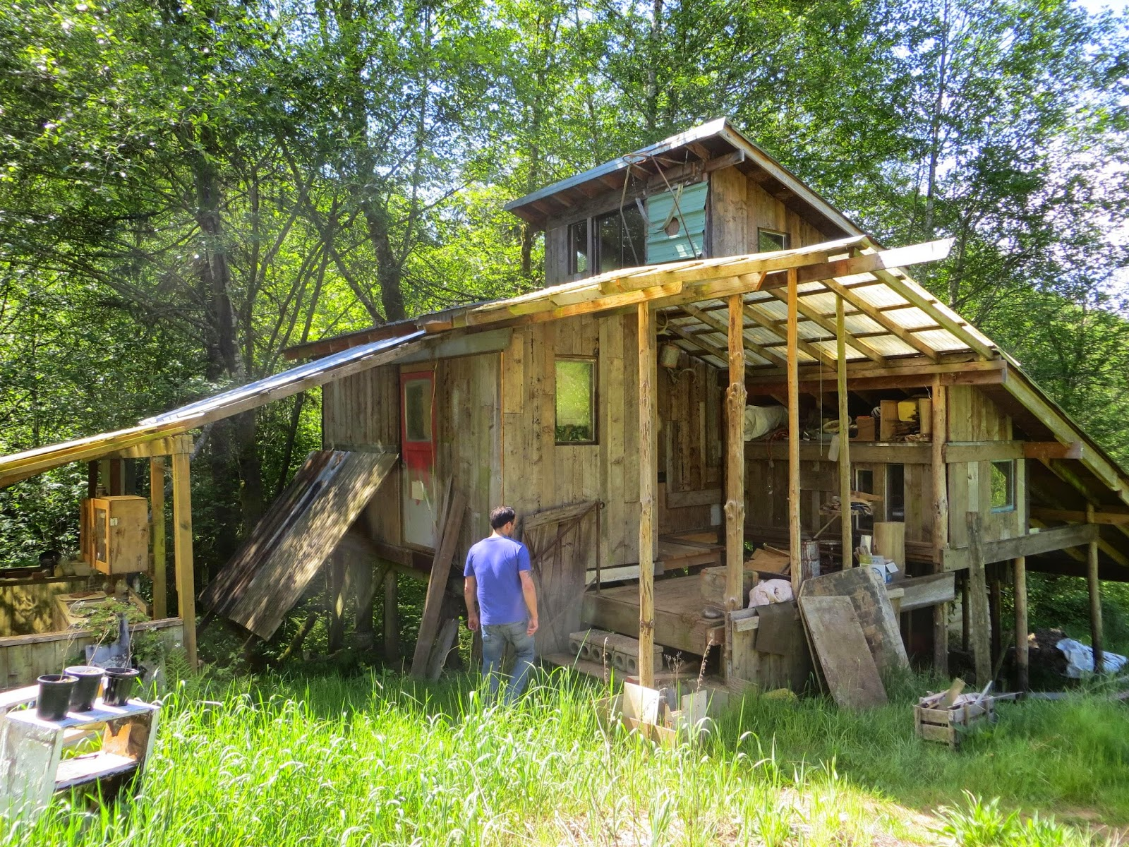 Living Off The Grid 9