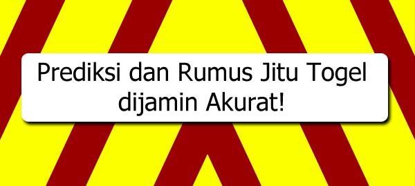 Prediksi dan Rumus Jitu Togel 99% Akurat!