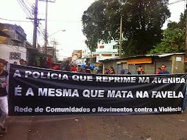 Anistia Internacional critica a ação da PM na Maré, Rio
