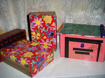 Mobília Reciclada
