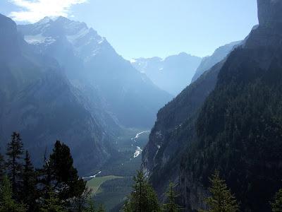 Doldenhorn from Sunnbuel