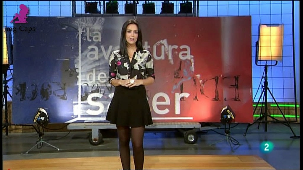 MARIA JOSE GARCIA, LA AVENTURA DEL SABER (24.11.14)