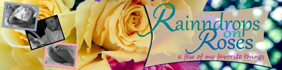 Rainndrops on Roses