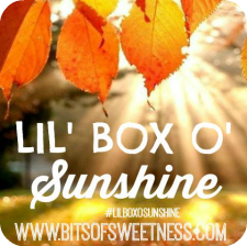 Lil' Box o' Sunshine