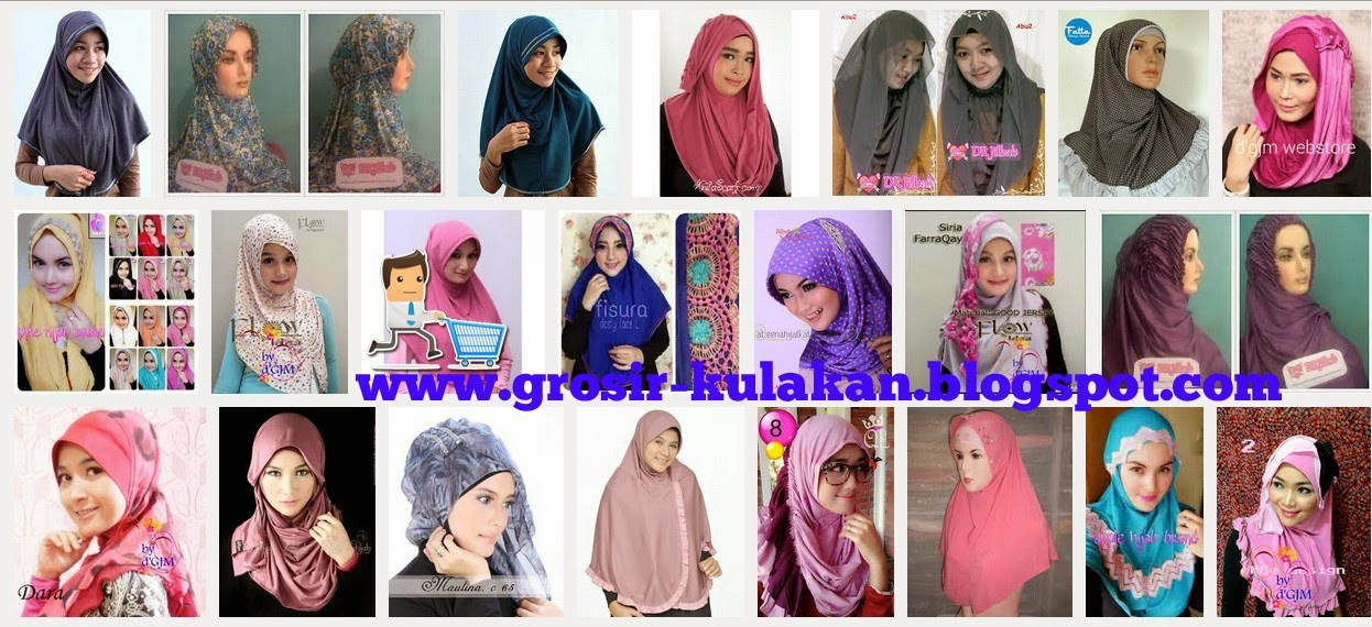 Supplier Jilbab