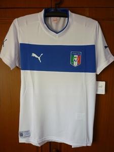 Jersey Italy Away Euro 2012 grade ori