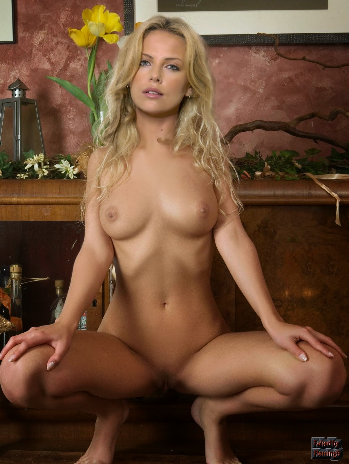 hot chicks doing nude yoga