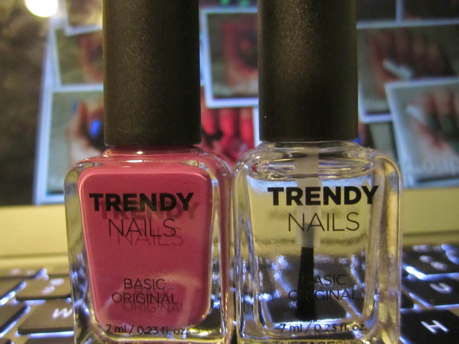 Candy Talks Beauty: [REVIEW] THE FACE SHOP: Trendy Nails Basic Original
