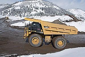 Caminos de acarreo transporte de material
