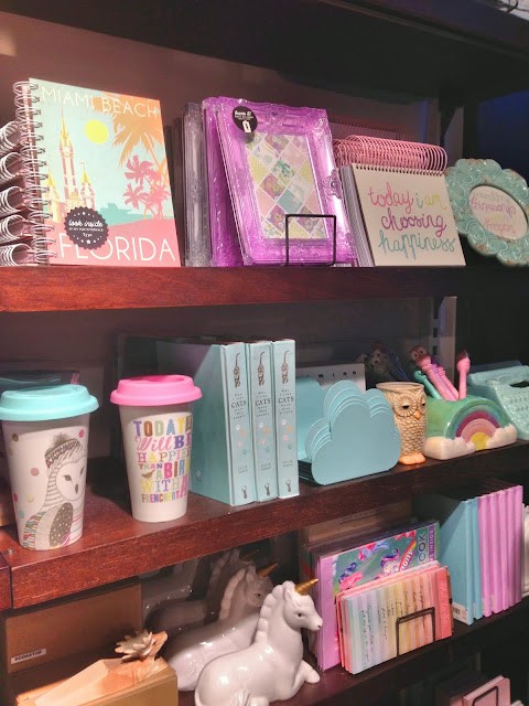 pastel girly products from typo