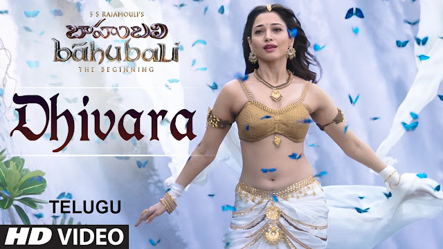 Dheevara Full Video Song | Baahubali - The Beginning | Tamannaah Bhatia