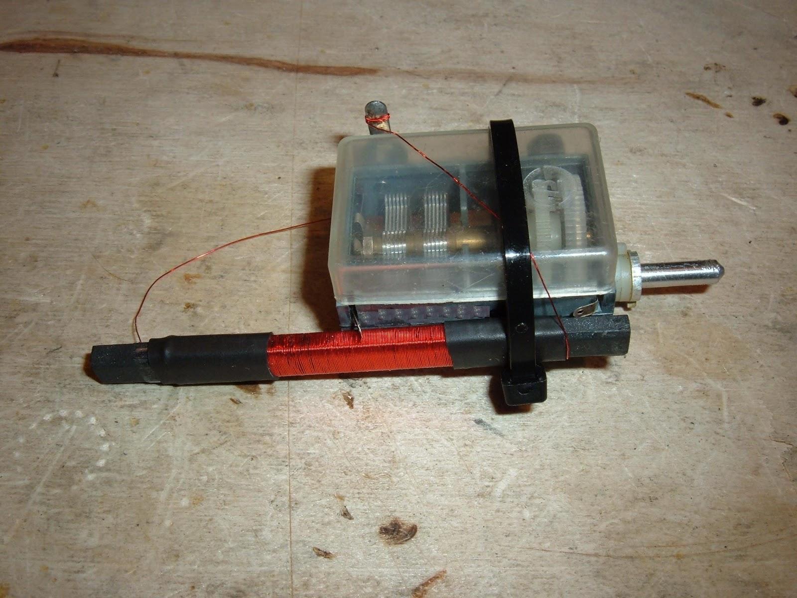 Der Bastelbunker - Die Basteldoku: Detektorempfänger einfachster ...