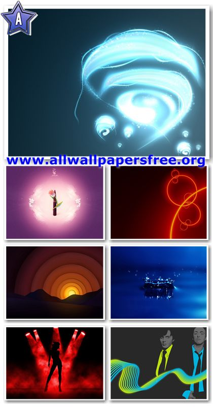 40 Abstract And Colorful Wallpapers 1280 X 1024 [Set 11]