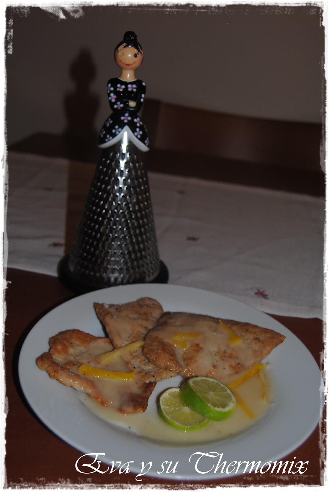 Pechugas de pavo al limon recetas que nunca fallan - Pechugas al limon ...