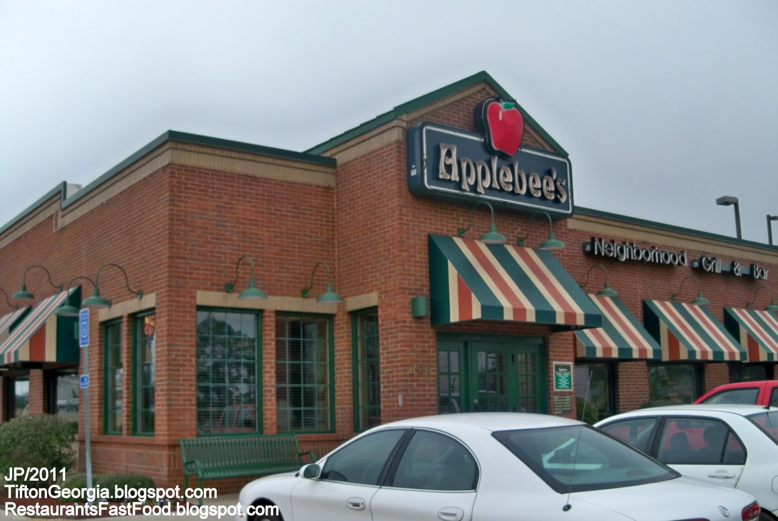 Is Applebees A Fast Food Restaurant