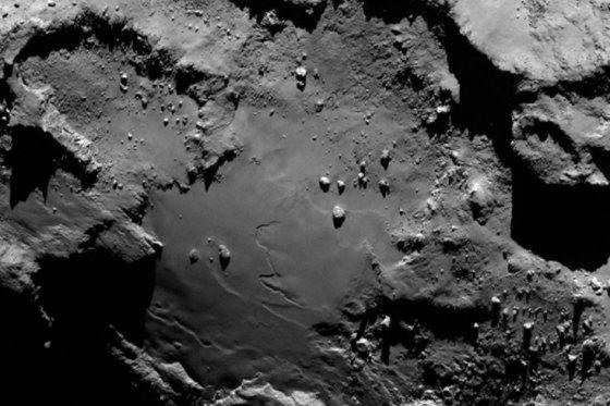 Rosetta descubre 16 compuestos orgánicos en el 67P/Churyumov-Gerasimenko
