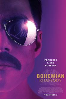 Bohemian Rhapsody 2018 Eng DVDScr 400Mb