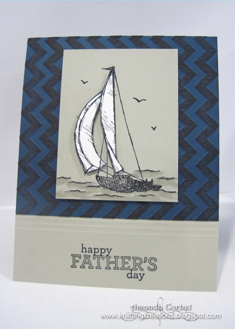 Sailing Away on Father's Day
