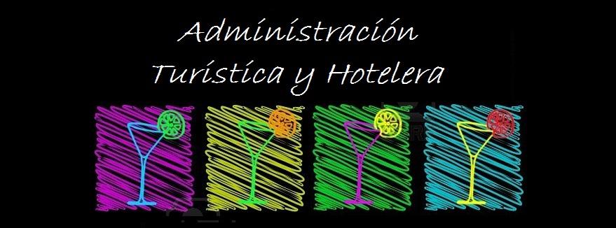 Admon.Turistica y hotelera