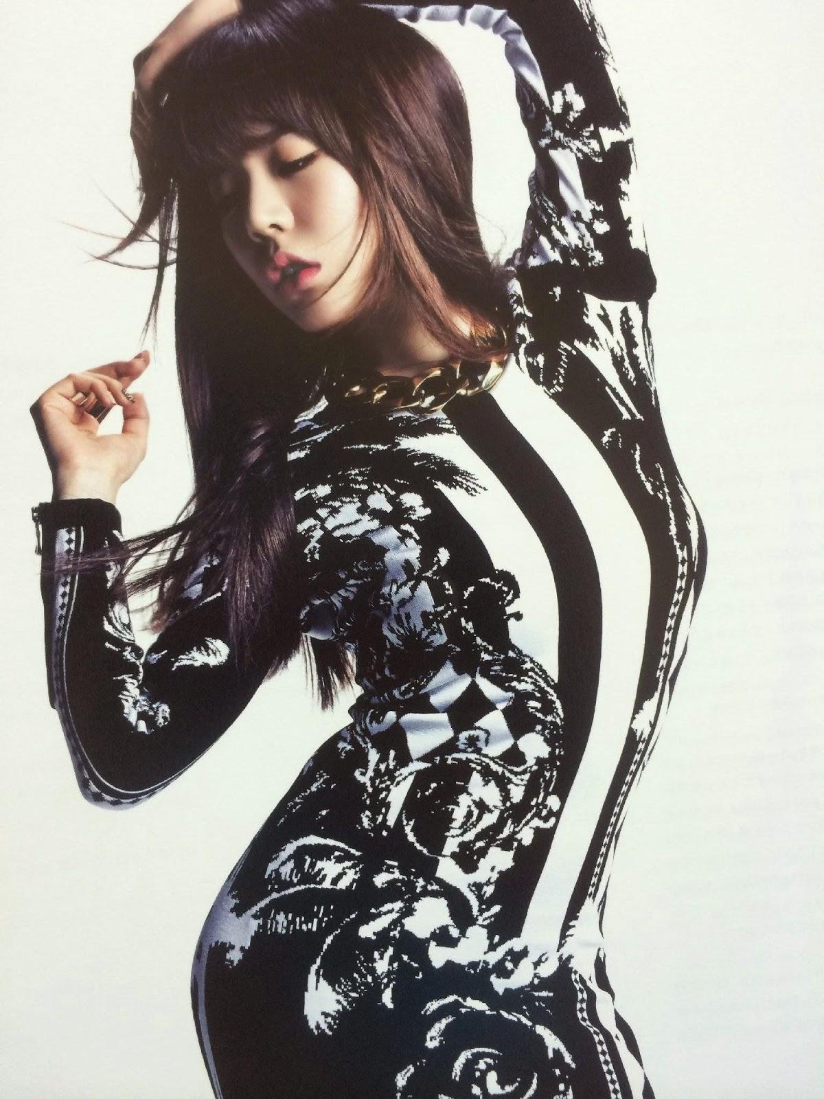 SNSD Sunny (써니; サニー) Girls Generation The Best Scan Photos 2