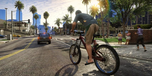 Grand Theft Auto V incl DLC-RePack